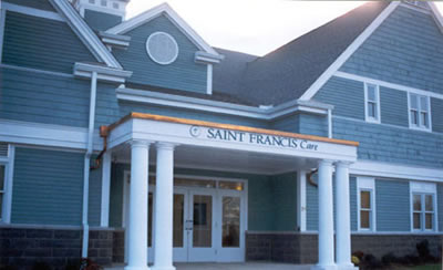 St. Francis Glastonbury Care Center Exterior View